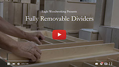 Video: Fully Removable Drawer Dividers
