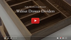 Video: Walnut Drawer Dividers
