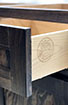 Enhance your custom dovetail drawer with laser engraving