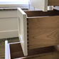 Custom dovetail drawers